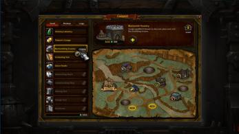 garrison build screen