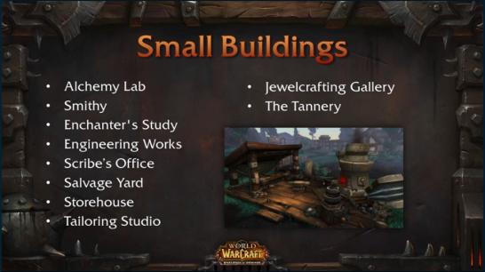 garrison small buildings