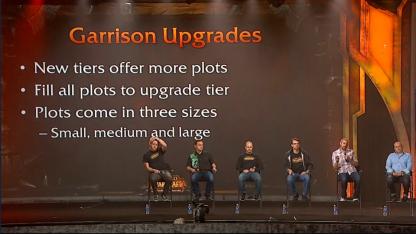 garrison upgrades overview