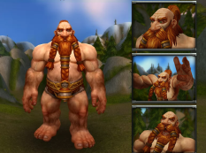 new dwarf model