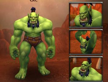 new orc model