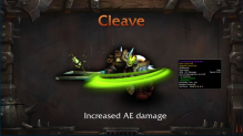new stat cleave