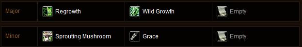 6.1 druid glyphs